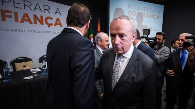 Santana assume derrota e felicita Rio pela vitória nas eleições diretas