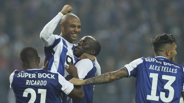 Brahimi com espírito de Dragão foi a tempo de salvar FC Porto em apuros