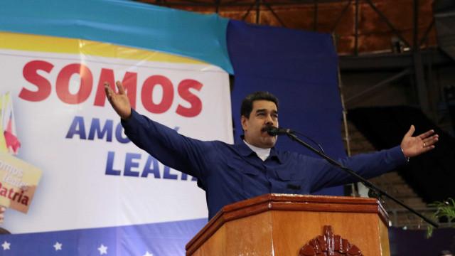 """Maduro pede a Espanha que """"não devolva"""" político da oposição Ledezma"""