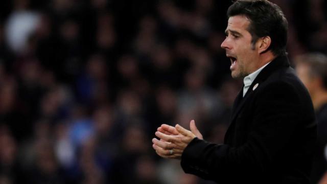 """Sky Sports: Marco Silva não sai para o Everton """"seja qual for o preço"""""""