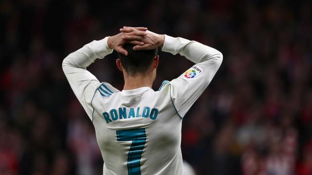 """'Jejum' de Ronaldo já virou """"assunto de Estado"""" no Real Madrid"""