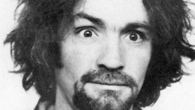Morreu Charles Manson. Tinha 83 anos