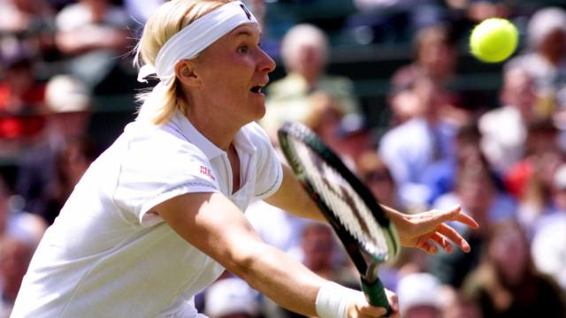 Morreu Jana Novotna, vencedora do Wimbledon em 1998. Tinha 49 anos