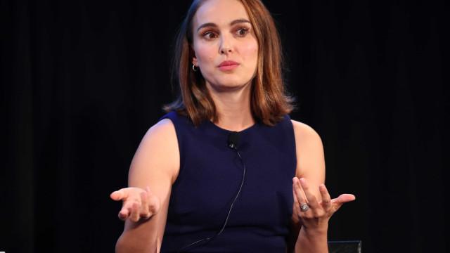 """Natalie Portman relata episódio """"assustador"""" de assédio sexual"""