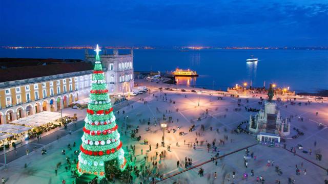 Guardian: Lisboa entre as melhores cidades para fazer compras de Natal