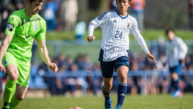 'Messi japonês' poderá estar a caminho do Paris Saint-Germain