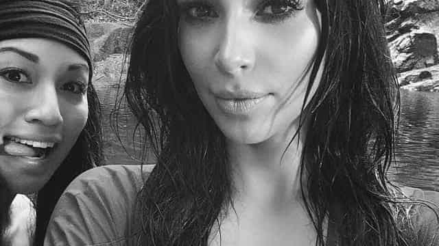 Kim Kardashian afasta-se da assistente e amiga