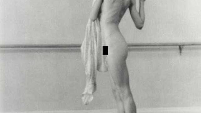 Fotografias inéditas de Madonna nua vão ser leiloadas