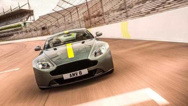 Aston Martin promete mudanças com o seu modelo Vantage
