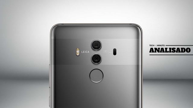 Huawei Mate 10 Pro: O smartphone que vai gostar de conhecer