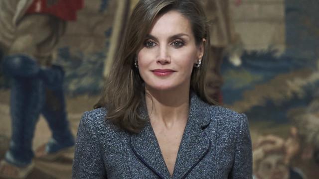 """Rainha Letizia: """"Uma pessoa de quem gosto foi diagnosticada com cancro"""""""