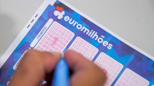 'Jackpot' de 24 milhões de euros no próximo sorteio do Euromilhões