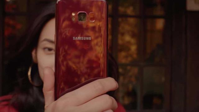 Tem conseguido resistir ao Galaxy S8? Com a nova cor vai ser difícil