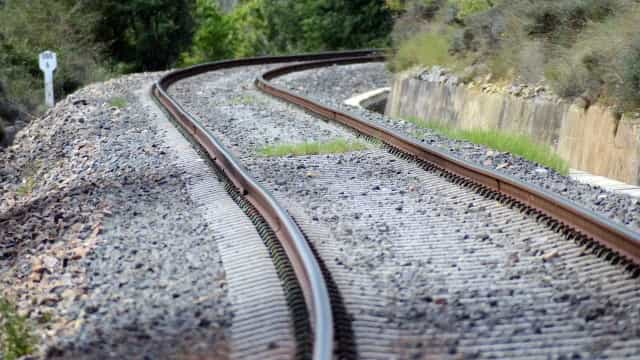 Homem morre atropelado por comboio em Vila Nova de Gaia