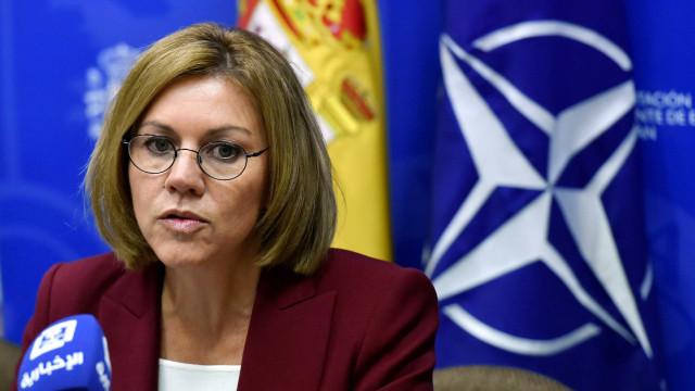 Governante espanhola enganada por ministro letão, perdão, humorista russo