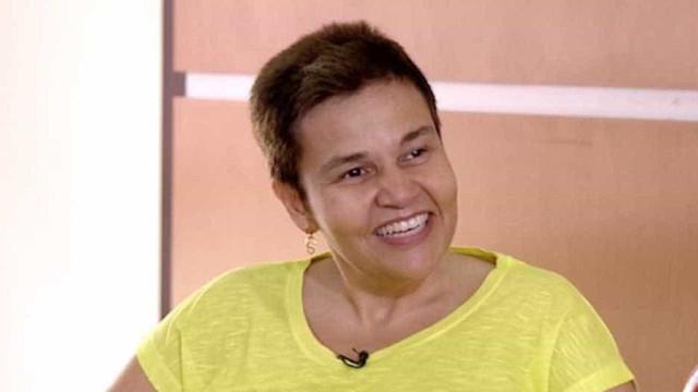Claudia Rodrigues internada em estado grave. Situação é preocupante