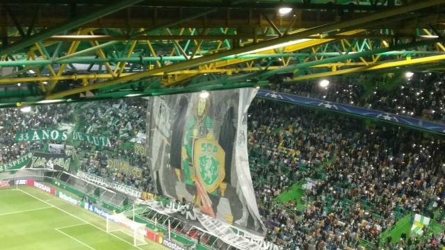 Sporting-Olympiacos: Veja tudo o que antecedeu este jogo