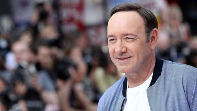Polícia investiga acusação de agressão sexual contra Kevin Spacey