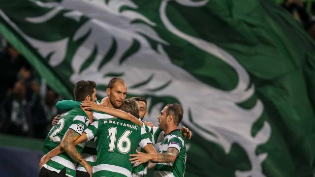 Europa garantida: Sporting triunfa em Alvalade e mantém sonho Champions