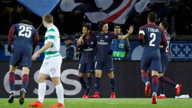 Cavani está 'farto' de Neymar e pode regressar a Itália