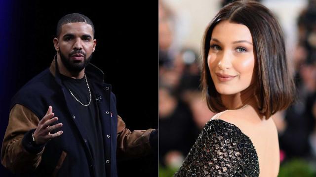 Drake 'desapareceu do mapa' e abandonou Bella Hadid