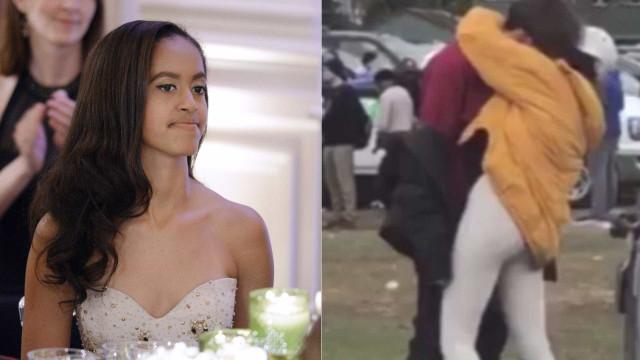 Quem é o namorado da filha dos Obama, Malia?