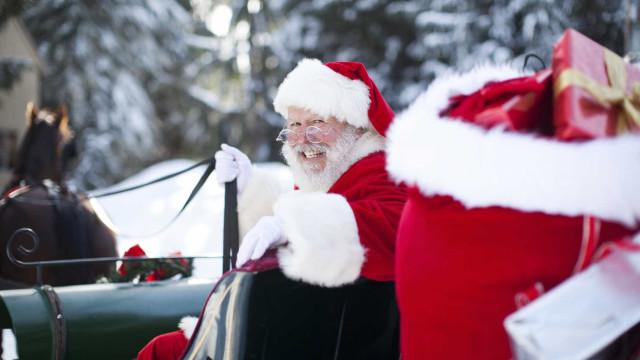 Primeira paragem do Pai Natal é já este fim de semana no Jardim Zoológico