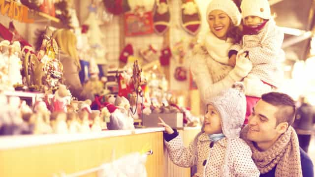 Mercado de Natal está de volta ao Campo Pequeno. E com gelados