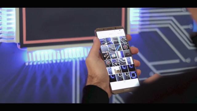 O Huawei Mate 10 Pro chega hoje a Portugal