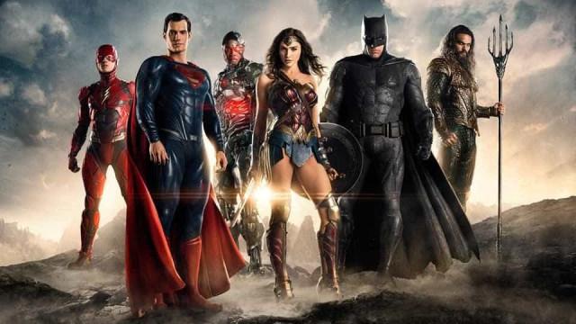 'Liga da Justiça': Nem juntos conseguem salvar os filmes da DC