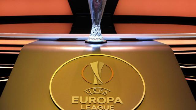 Liga Europa: Sporting com 'sorte grande' no sorteio dos oitavos