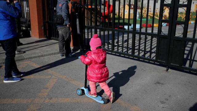 China prepara regulação para pré-escolar para 46 milhões de crianças