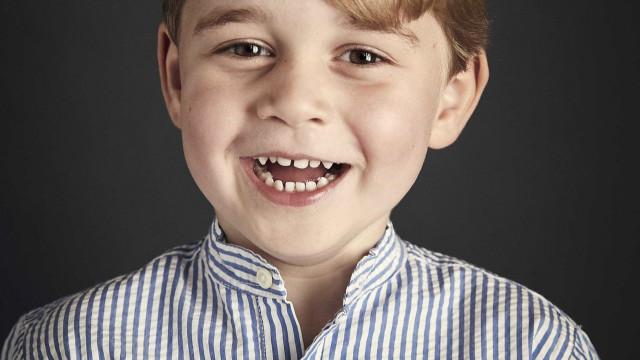 George, o traquina: O que William quer manter bem longe do filho