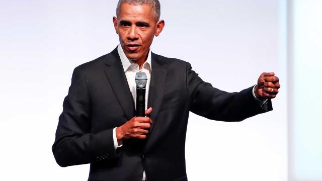 """Obama define resultado das intercalares norte-americanas como """"um início"""""""