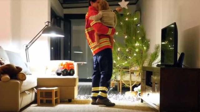 Neste Natal, alugue um pinheiro verdadeiro e ajude os bombeiros