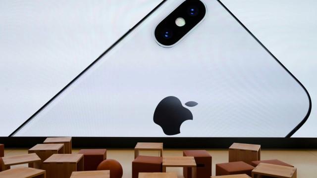 Apple estará a retomar produção de iPhone X por causa de vendas fracas