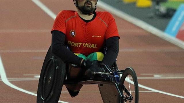 """""""Injustiça"""". Atleta paralímpico denuncia discriminação do Governo"""