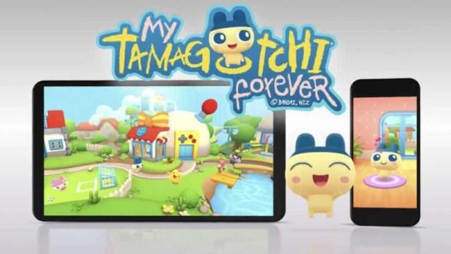 O Tamagotchi vai 'renascer' em app no próximo ano