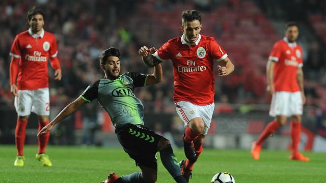 As condições que podem fazer o Benfica abrir mão de Grimaldo em janeiro