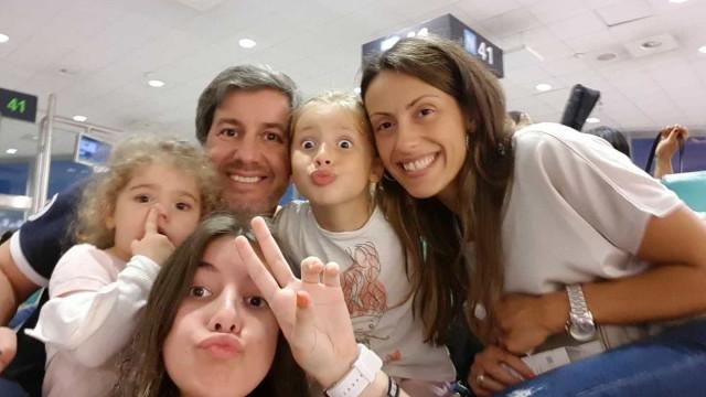 Bruno de Carvalho e Joana Ornelas vão ser pais de uma menina
