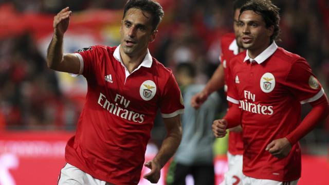 """""""Passa-me pela cabeça acabar a carreira no Benfica"""""""