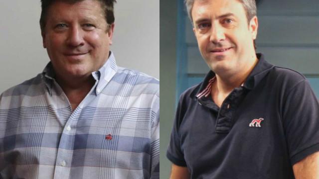 "Herman José agradece elogios de Carlos Daniel: ""A admiração é recíproca"""