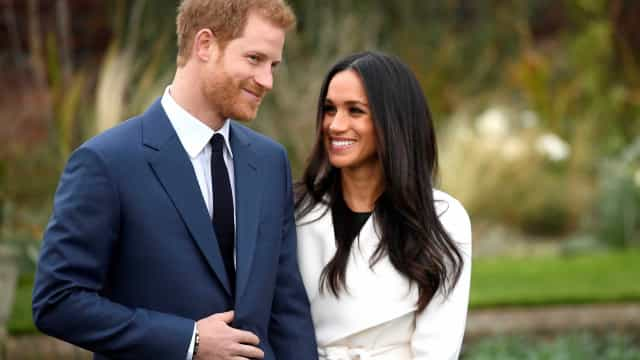 Príncipe Harry e Meghan Markle: Já há data para o casamento real