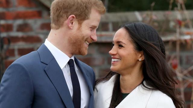 A data do casamento de Harry e Meghan Markle quebrou a tradição real