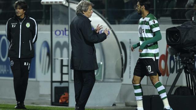 """""""Bryan Ruiz? Nunca houve problemas com Bruno de Carvalho e Jesus"""""""