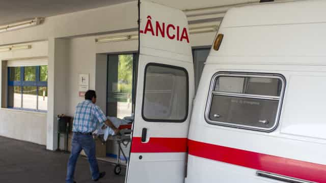 Colisão em Palmela faz quatro feridos, um em estado grave