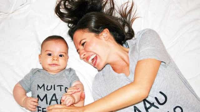 Vídeo: Filho de Júlia Belard dá os primeiros passos