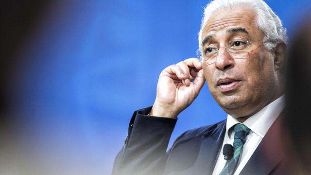 António Costa pede respeito pelos funcionários públicos