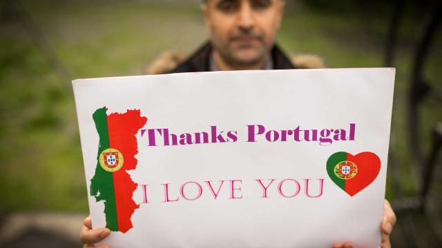"""Refugiado em greve de fome """"até morrer"""" se Portugal lhe negar direitos"""