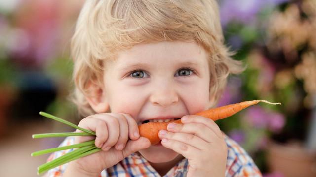 Os melhores alimentos para as crianças